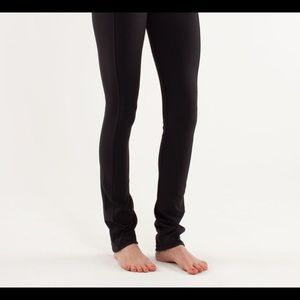 Lululemon Straight leg leggings